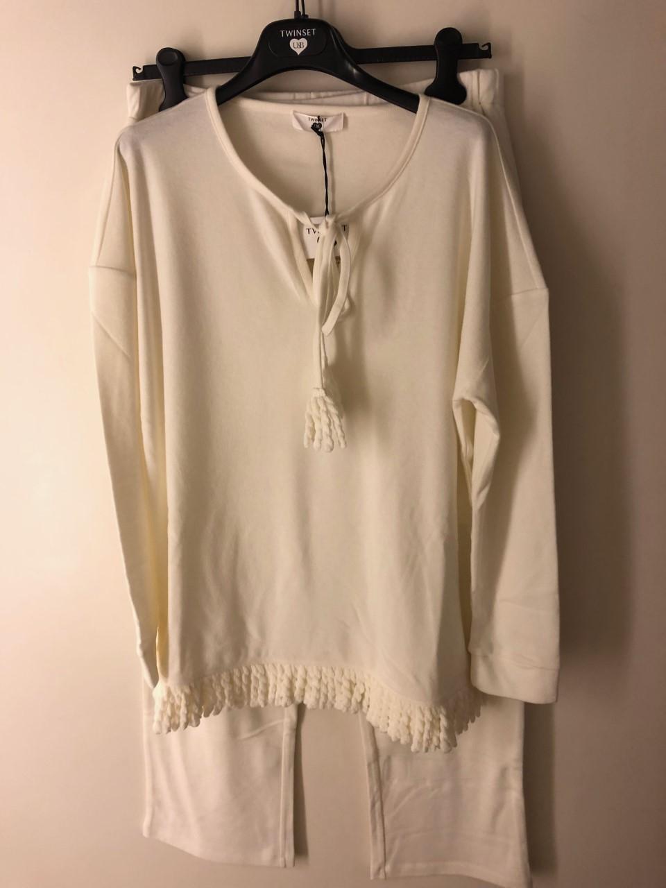 Twin-Set Sweater+broek fleece