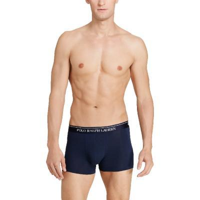 Polo Basic Trunk cotton stretch 3-pack