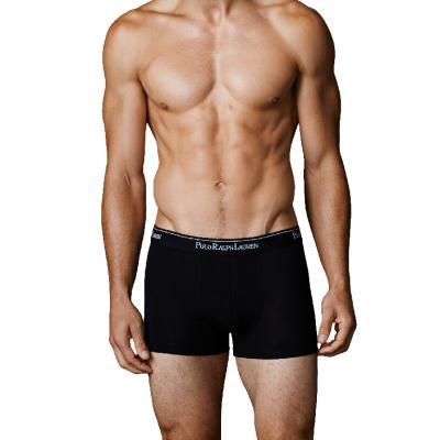 Ralph Lauren Basic Boxer cotton stretch 3-pack