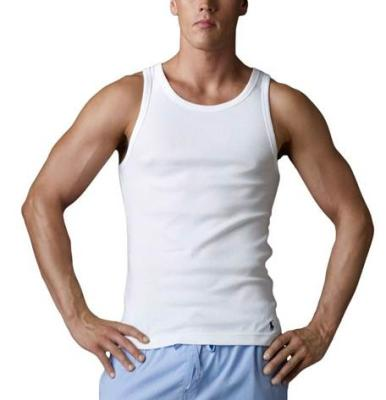 Ralph Lauren Basic cotton Tank top 2-pack