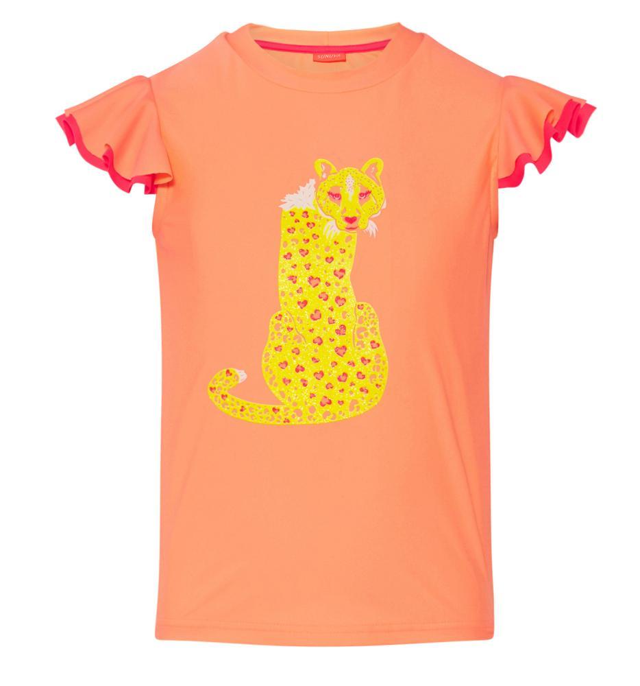 Sunuva Shirt Boho Leopard