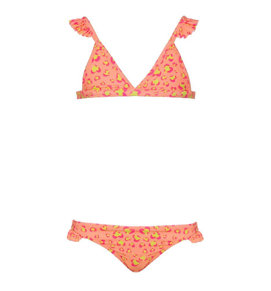 Sunuva Bikini Set Boho Leopard