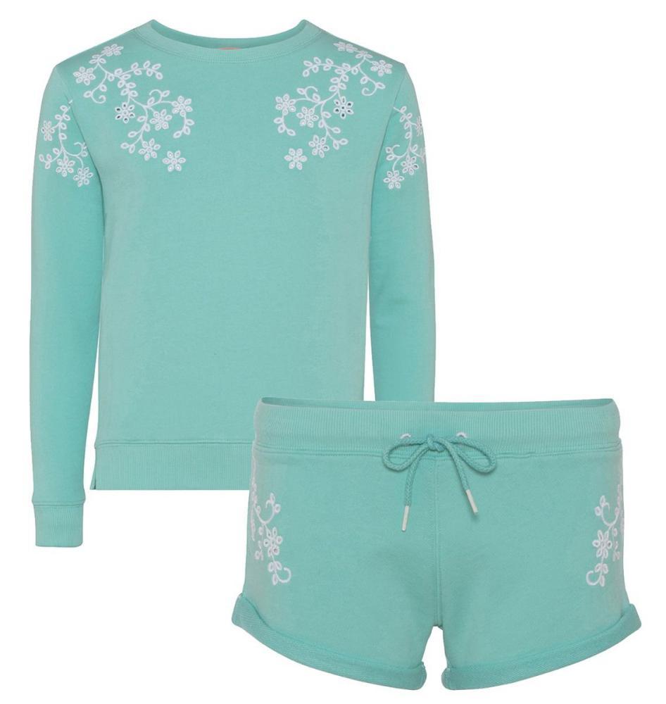 Sunuva Sweater + Shortje