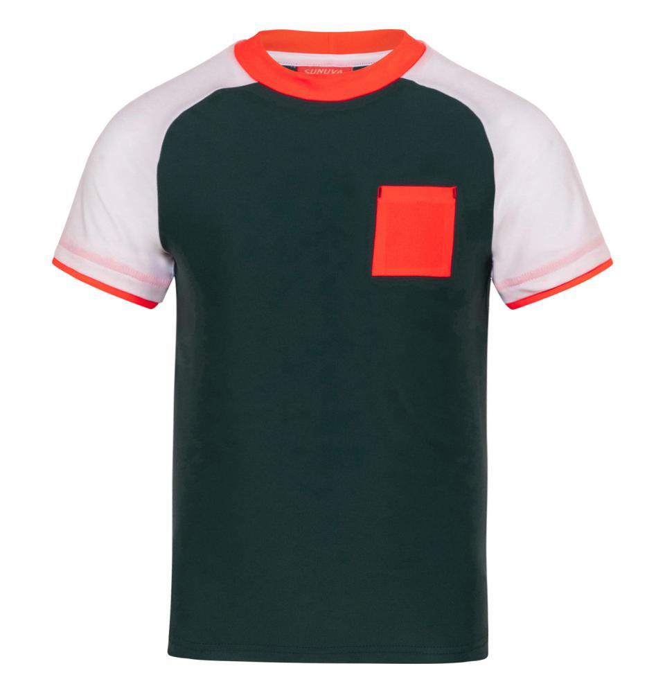 Sunuva Jongens T-Shirt, Fluo Zakje