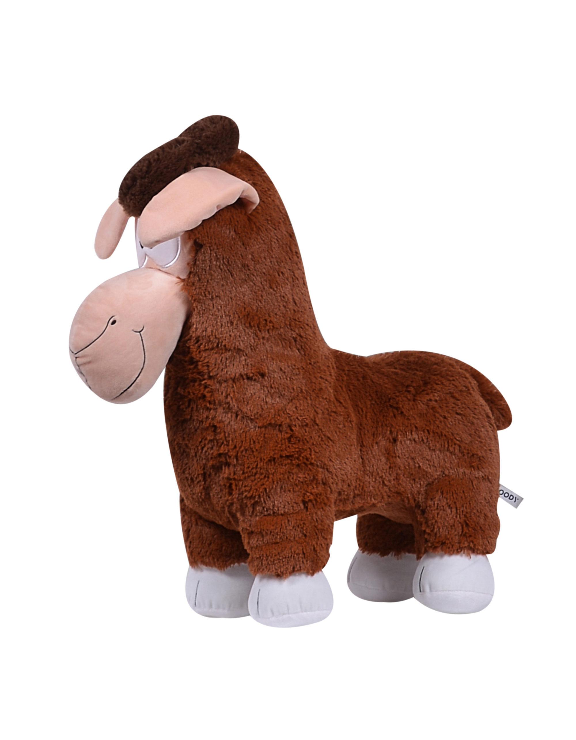 Woody Mega knuffel Alpaca