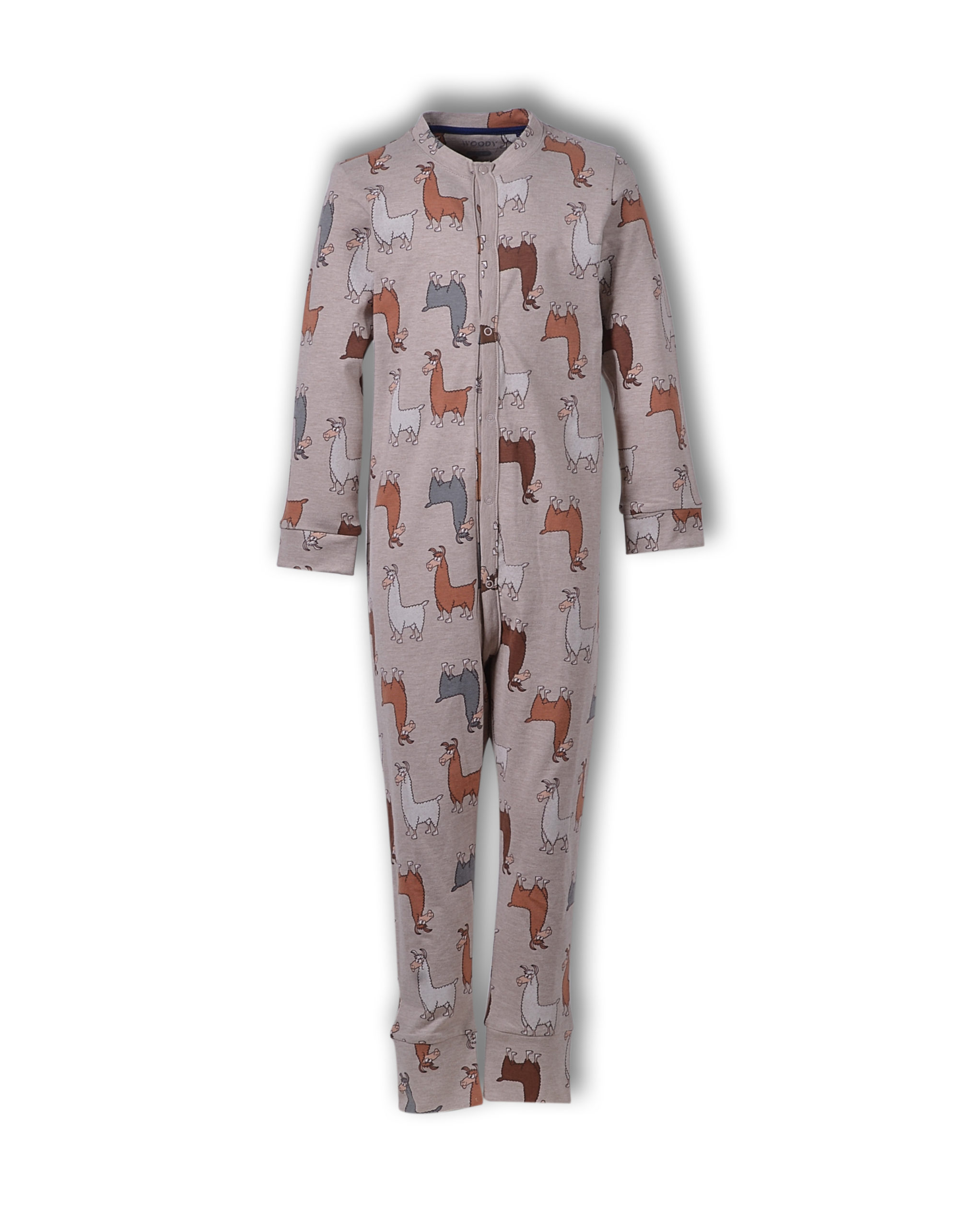Woody Unisex Onesie, Alpaca All-Over Print
