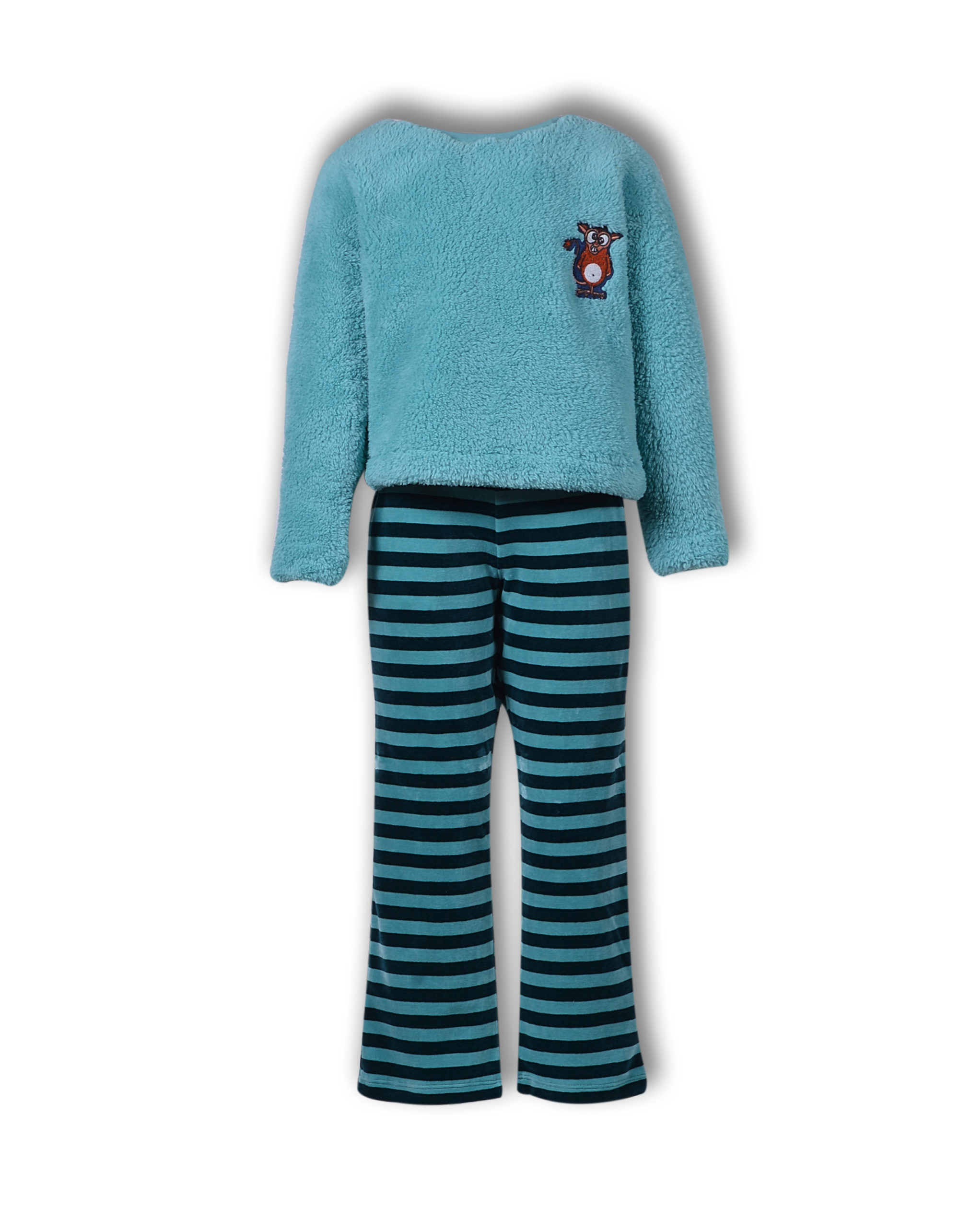 Woody Meisjes-Damespyjama, Tarsier