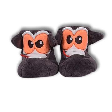 Woody Pantoffels, Thema Tarsier