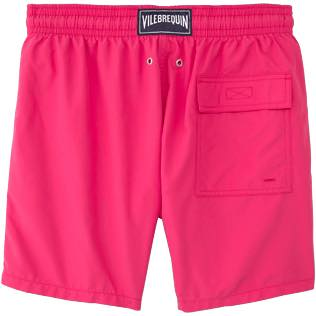 Vilebrequin Zwemshort Heren Effen aqua magic