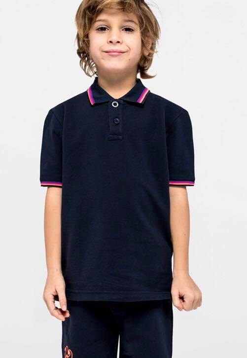 Sundek Polo Kind basic