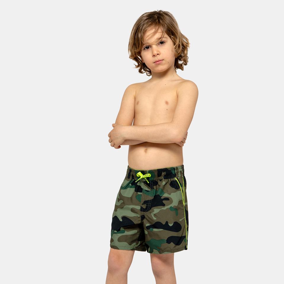 Sundek Zwemshort kids camouflage