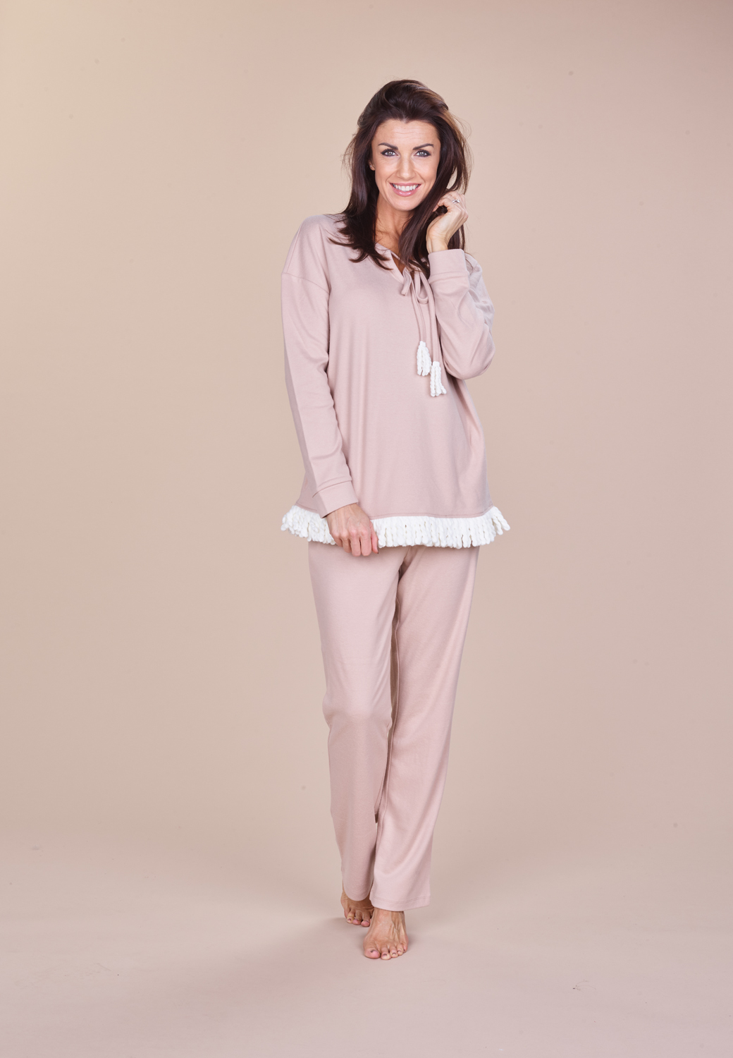 Twin-Set Sweater+broek fleece