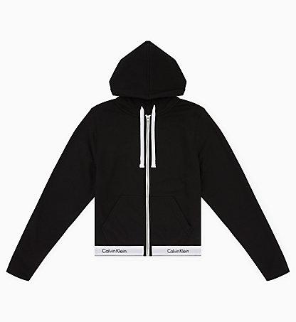 Calvin Klein Sweater Rits, Kap