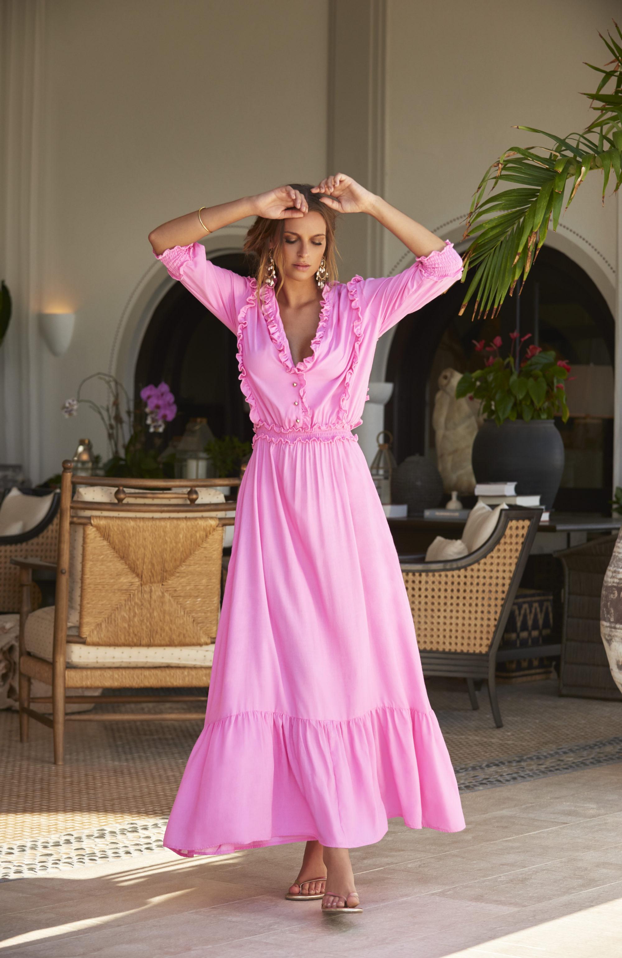 Melissa Odabash Talitha lang kleed