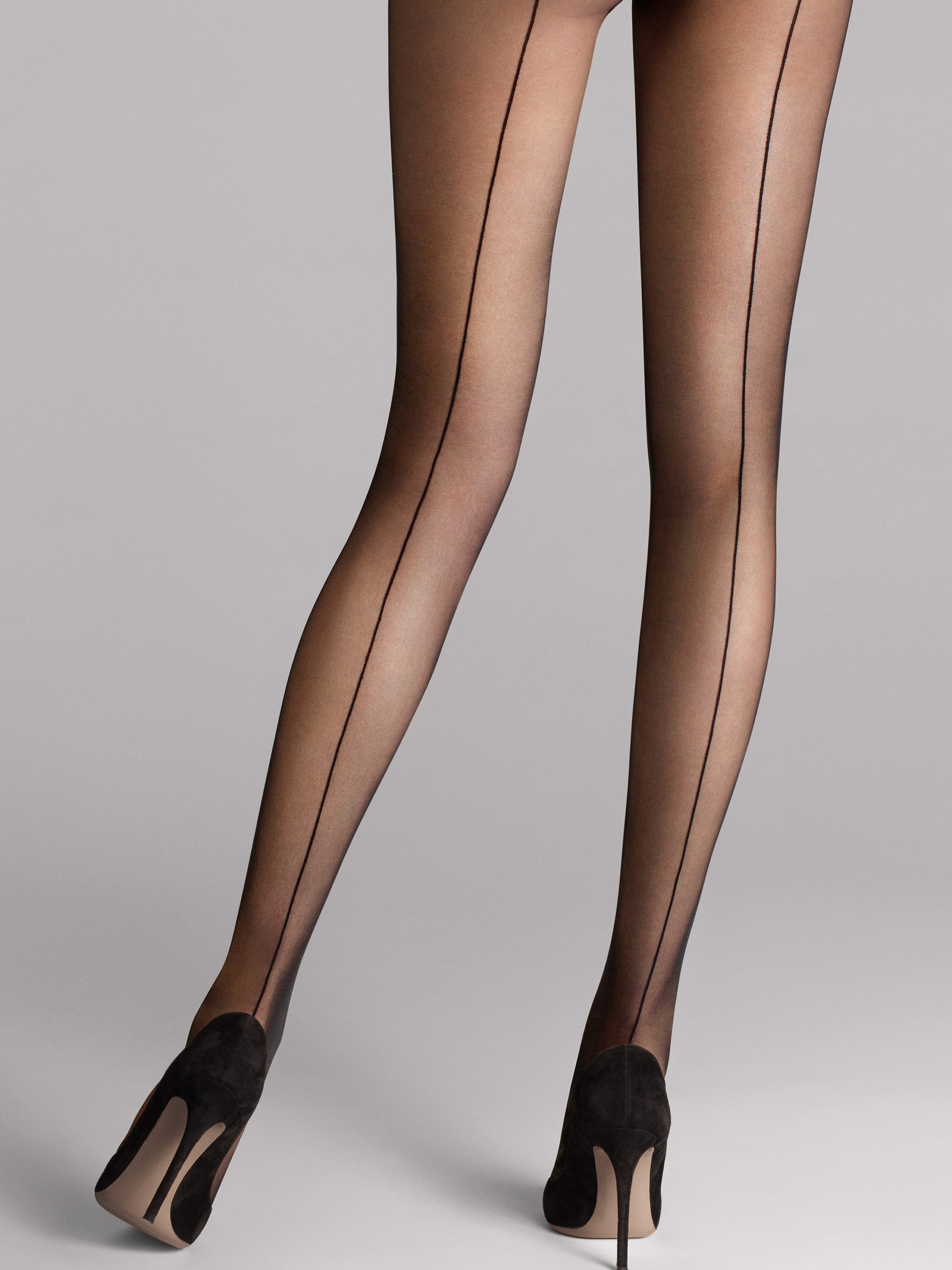 Wolford 18563 Individual 10 seam tights
