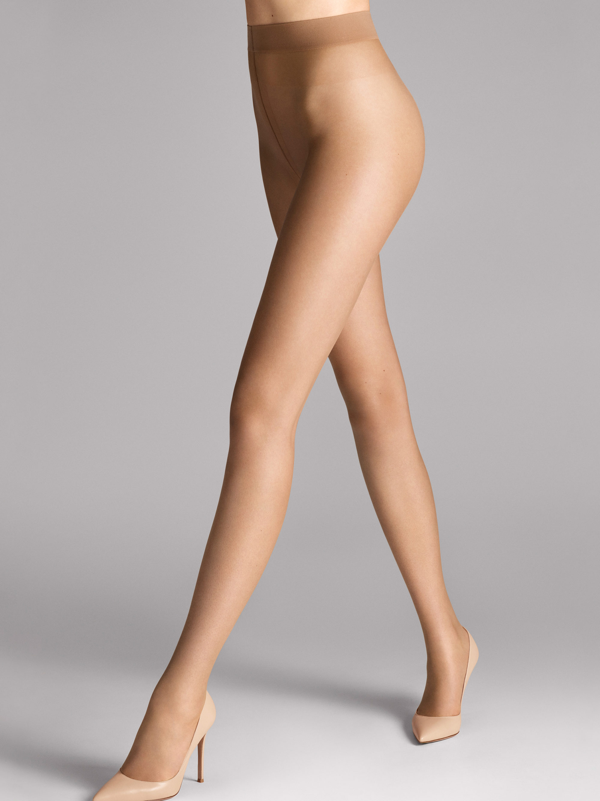 Wolford Nude 8 tights 2-pack