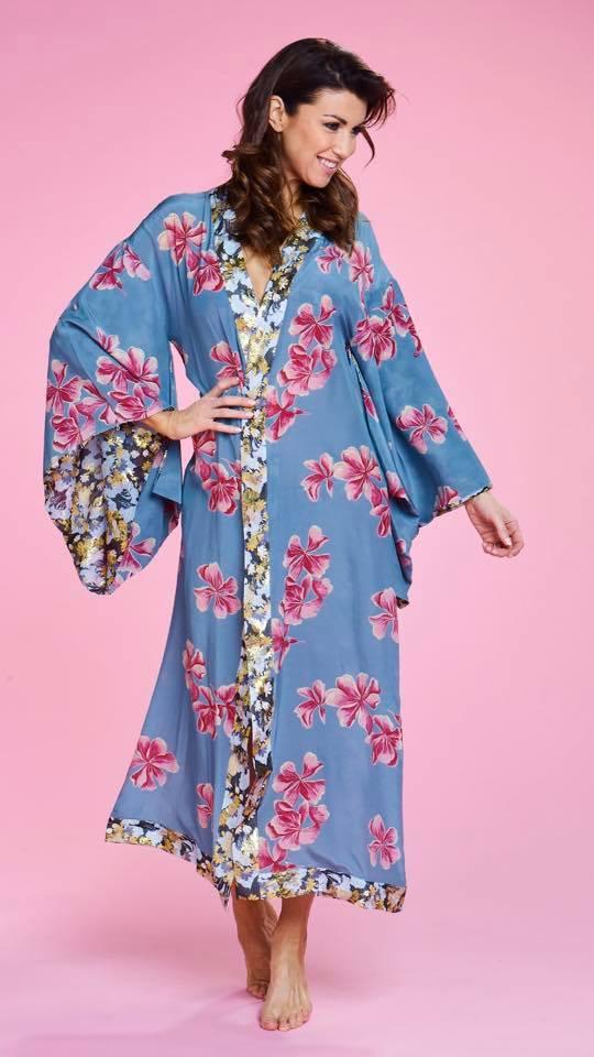 Anjuna Filippa Kimono dress