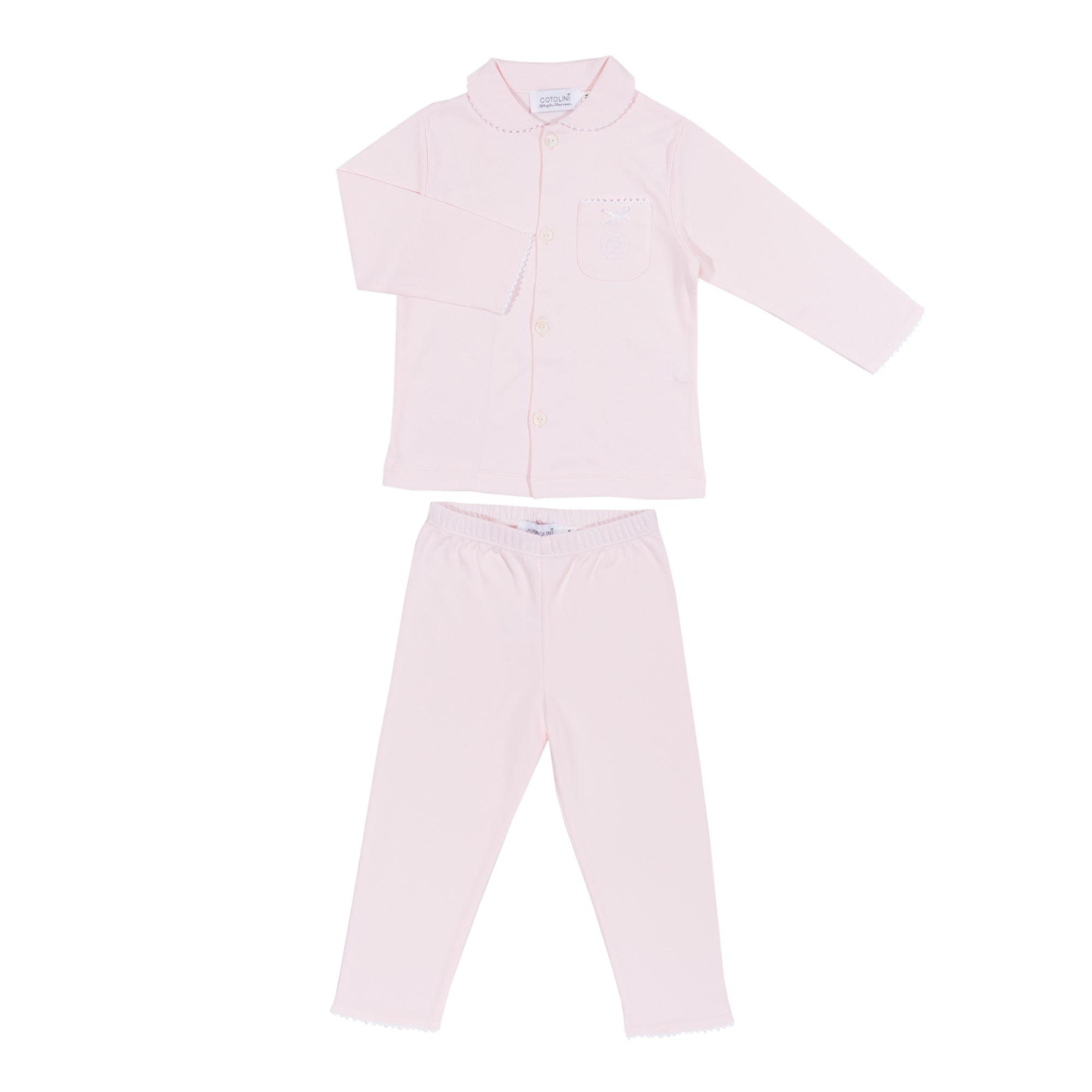 Cotolini Pyjama LM, Doorknoop