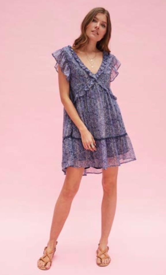 Amenapih Marigold kleedje