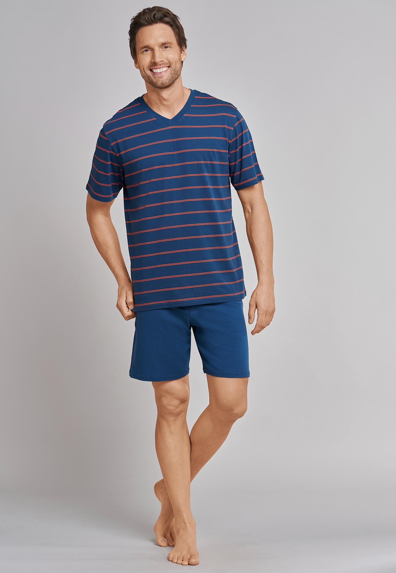 Schiesser Pyjama-short strepen