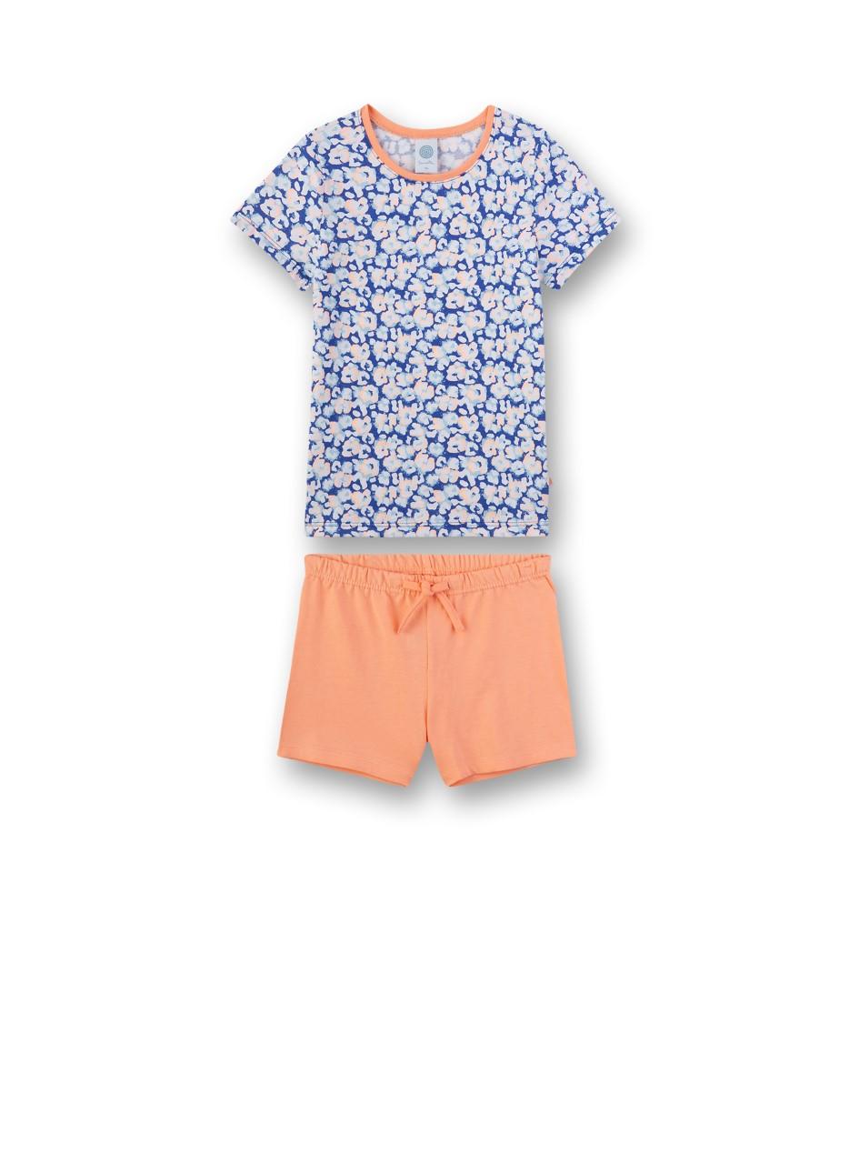 Sanetta Pyjama-short camouflge