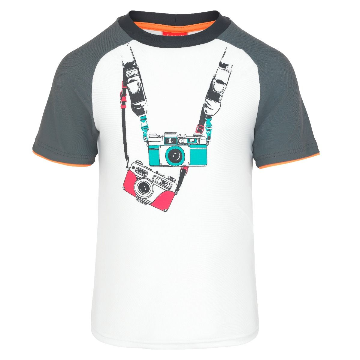 Sunuva Boys vintage camera uv shirt