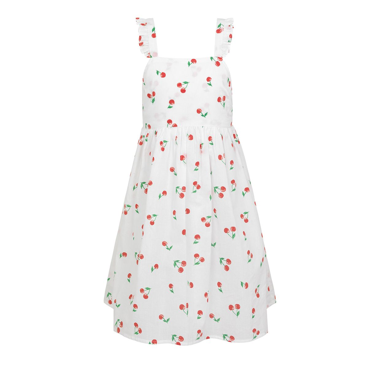 Sunuva Girls Cherries Dress