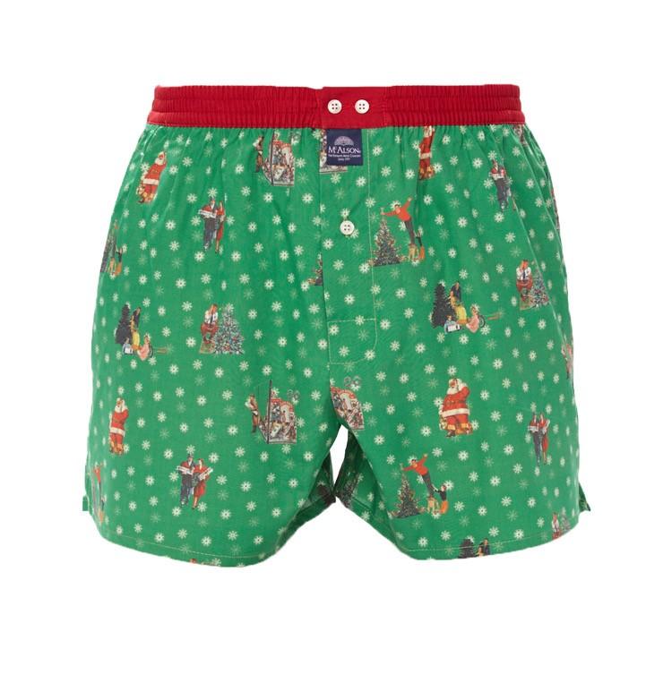 * Mc Alson Boxer kinderen Christmas edition *
