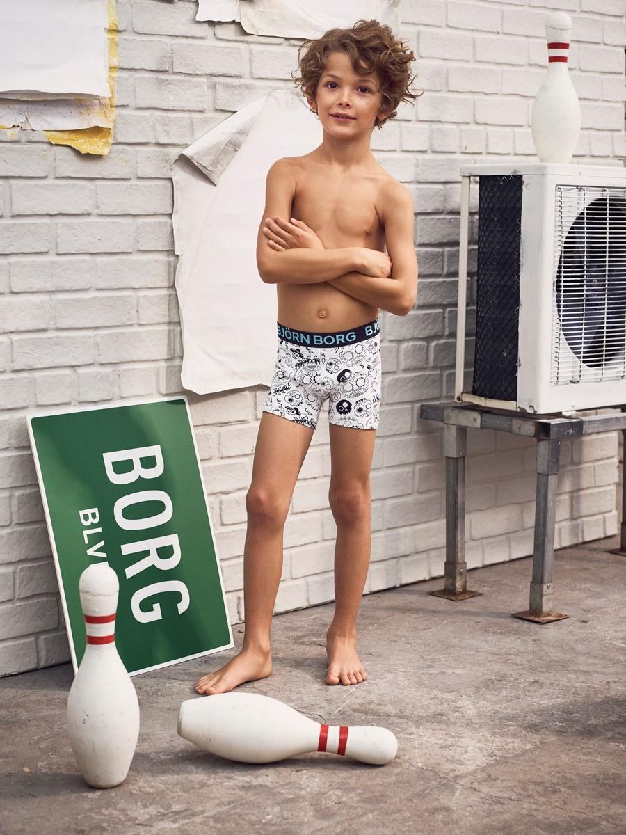 BB Boxer kids + 6 kleurstiften
