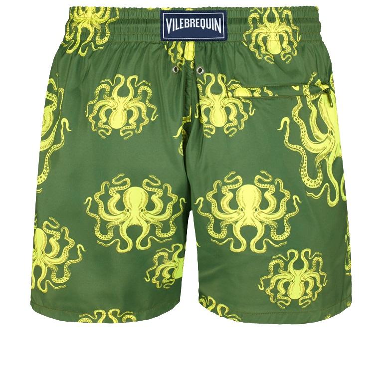 Vilebrequin Zwemshort Heren Octopussen