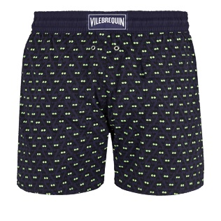 Vilebrequin Zwemshort Heren Glow In The Dark, Krab