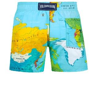 Vilebrequin Zwemshort Heren Wereldkaart