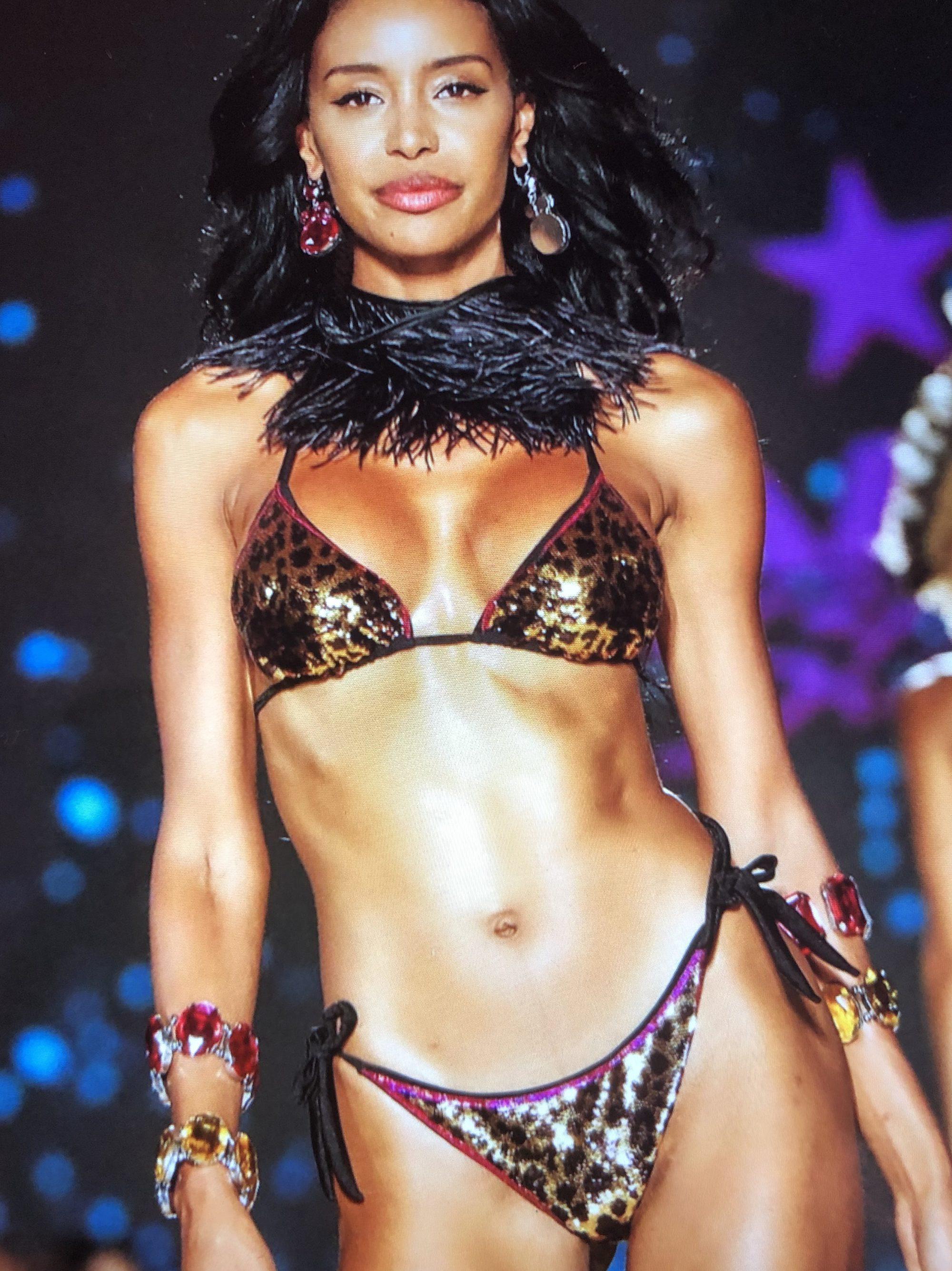 Pin-Up Stars Bikini pailletten EXCLUSIEF EXEMPLAAR