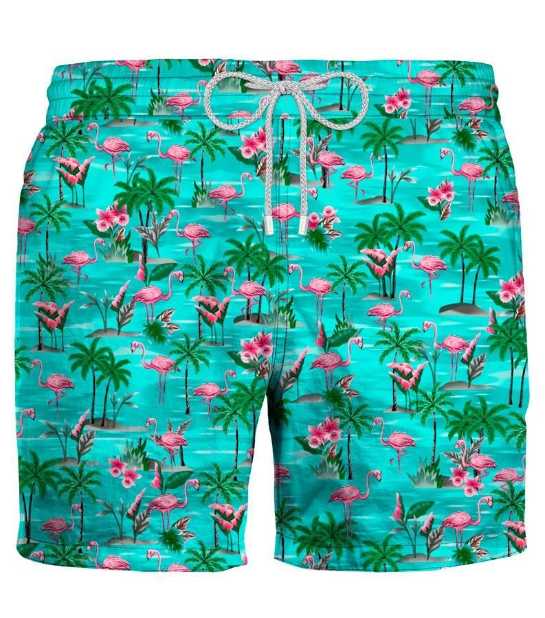 Zeybra Zwemshort Flamingo