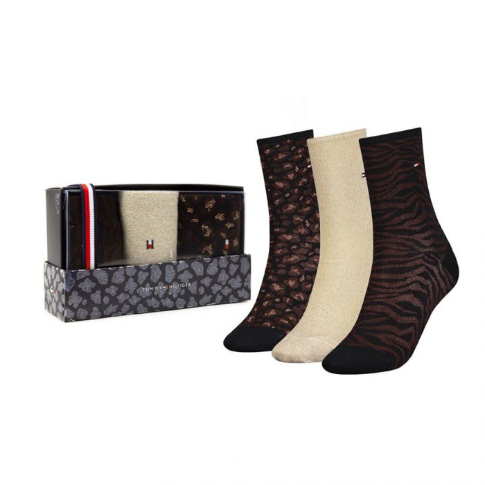TH Sokken Women Sock 3-Pack Giftbox