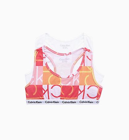 Calvin Klein Girls Bralette 2-Pack