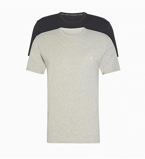 CK T-shirt 2-pack ronde hals