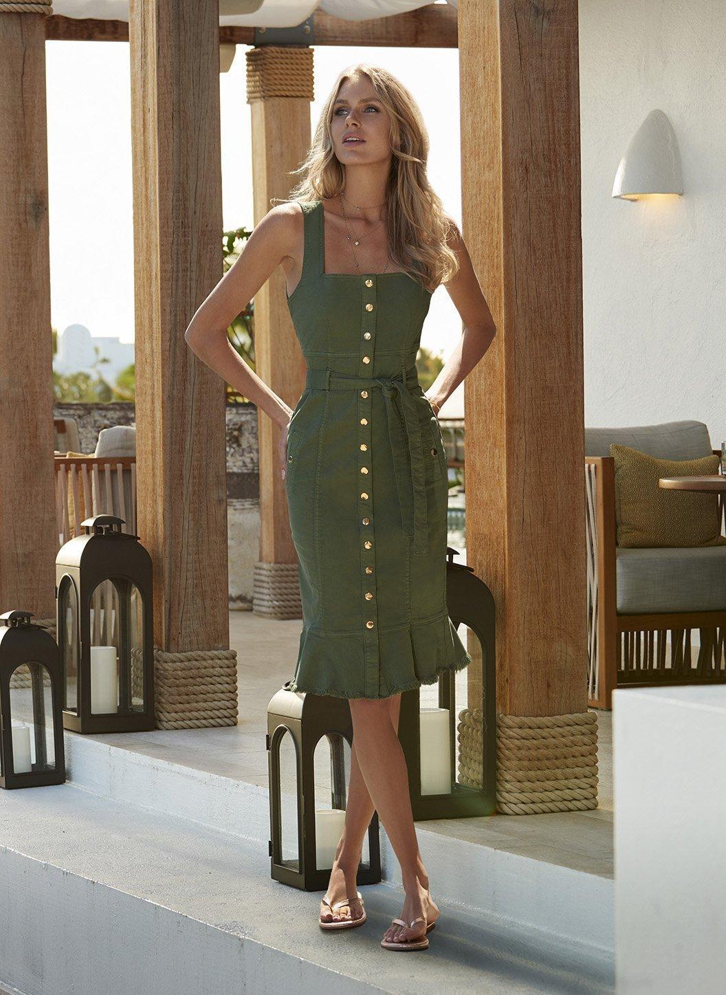 Melissa Odabash Ruby dress