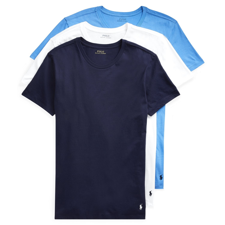 Ralph Lauren T-shirt ronde hals 3-pack