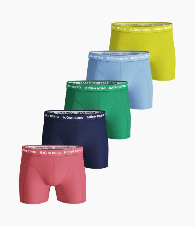 Björn Borg Boxer 5-pack kleuren