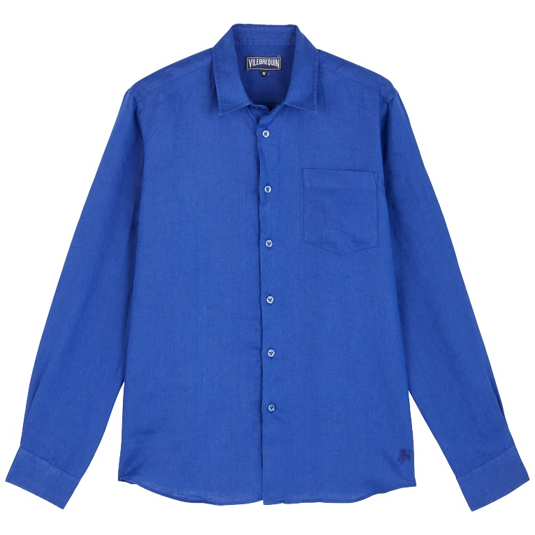 Vilebrequin Hemd linnen