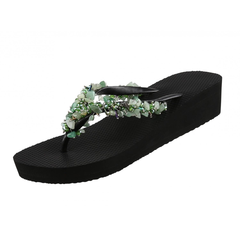 Uzurii Jade Fabulous Mid Heel