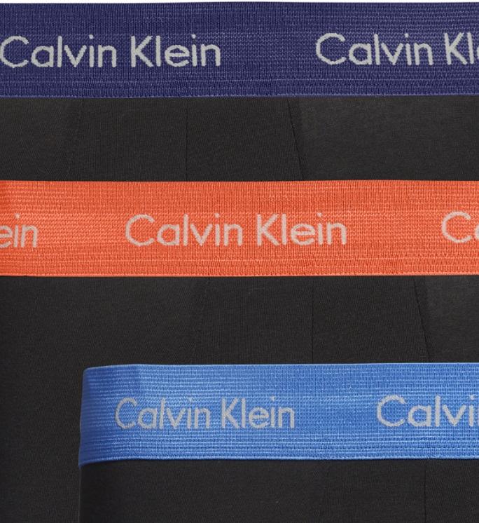Calvin Klein Boxer Heren 3-Pack Effen