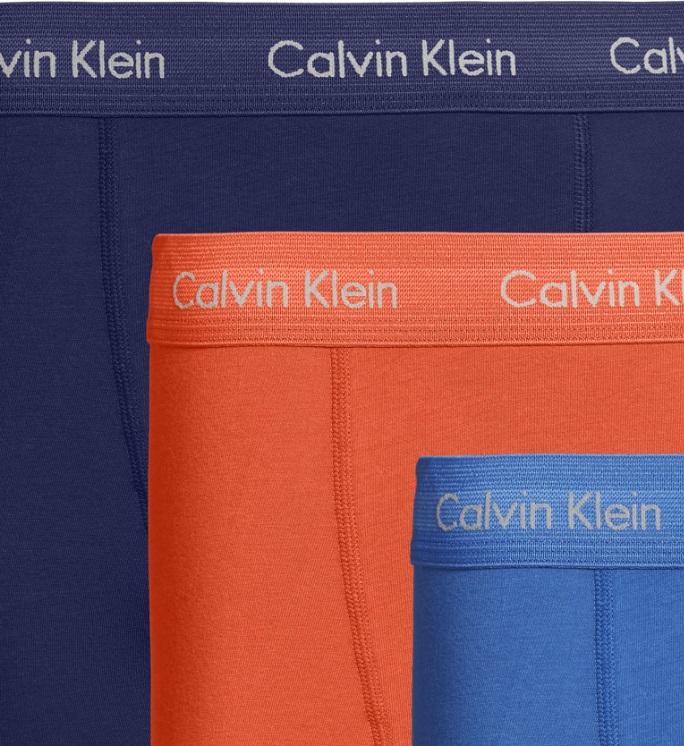 Calvin Klein Boxer Heren 3-Pack