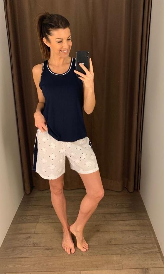 Paladini Hanna Pyjama-short