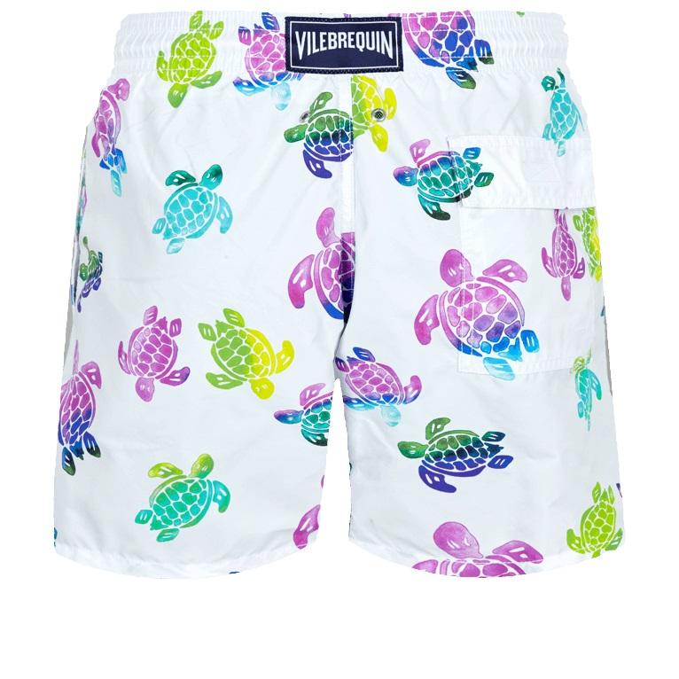Vilebrequin Zwemshort Heren Gekleurde schildpadden