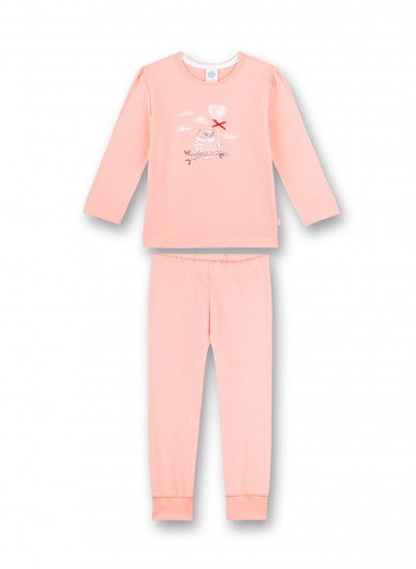 Sanetta pyjama meisjes uil