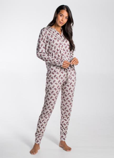 Cyell Empress Pyjama met lange mouwen