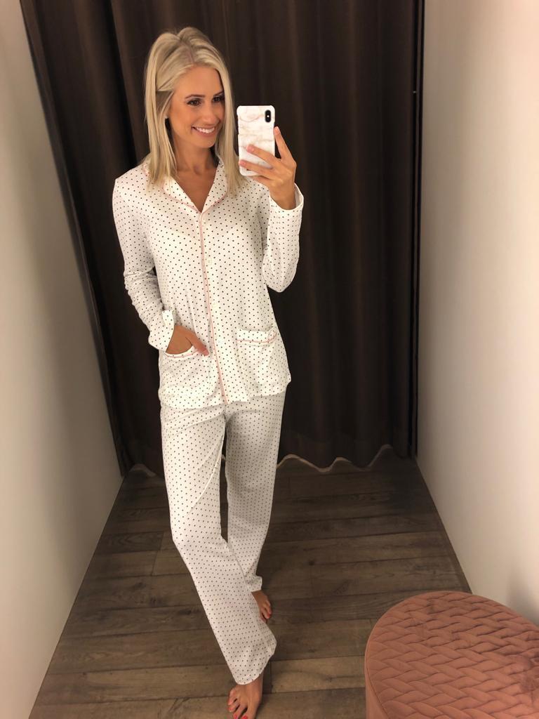 Jaloé Pyjama hartjes