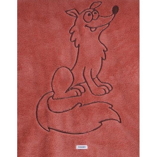 Woody Plaid, 150 x 200 cm, Thema Wolf